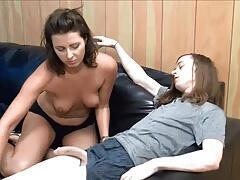 Stepmom & Stepson Affair 49
